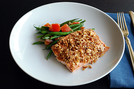 hotze-healthy-meals-almond-crusted-salmon